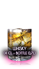 Whisky (4 cl - Bottle 0,7L)